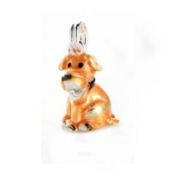MY LITTLE ANGEL BABYLINKS PUPPY DOG BEAD CHARM -BL-DOG