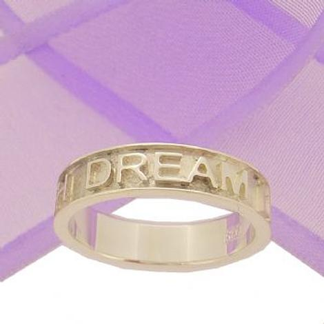 STERLING SILVER 5mm CARVED DESIGN PERSONALISED LOVE RING -R-5mm-SS-P464-7