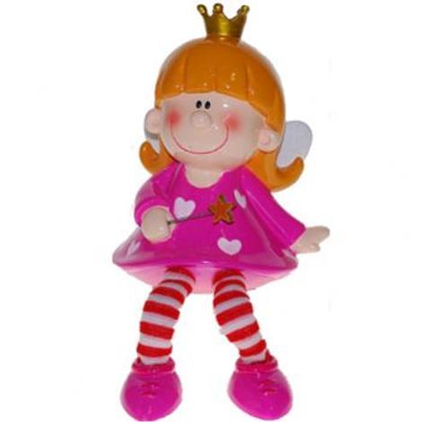 LITTLE GIRL FAIRY PRINCESS MONEY BOX