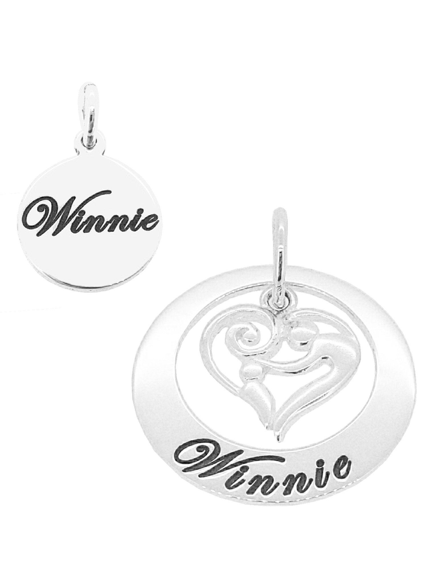Mother and baby name circle of life personalised pendants the mother and baby name circle of life personalised pendants aloadofball Gallery