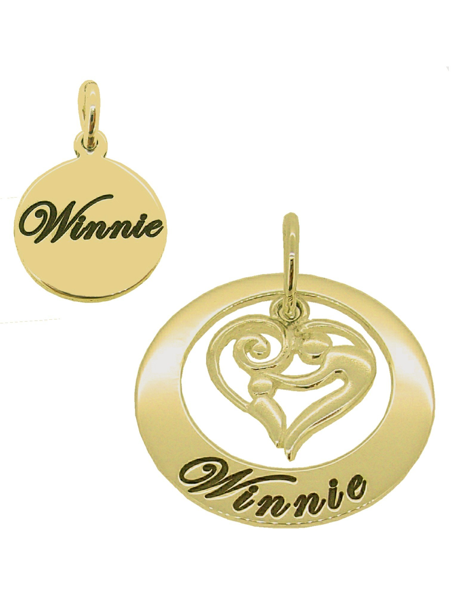 Mother and baby name circle of life personalised pendants in 9ct mother and baby name circle of life personalised pendants in 9ct gold aloadofball Gallery