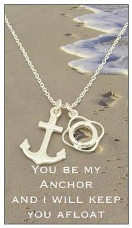 Be My Anchor Gift Tag