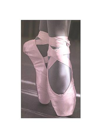 Free Gift Tag Ballerina