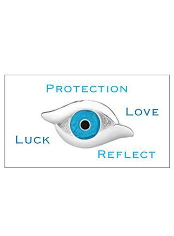 Free Gift Tag Evil Eye