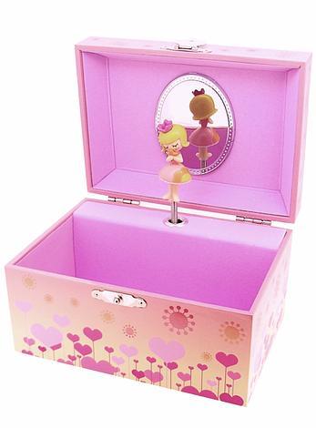 Musical Fairy Princess Music Jewellery Box