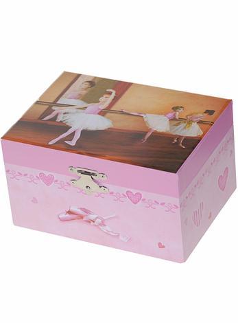 Ballerina Ballet Musical Jewellery Box