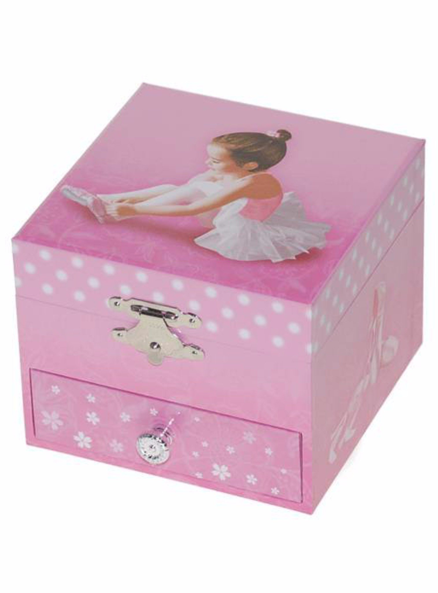 Ballerina Ballet Dancer Musical Jewellery Box — The Jewel Shop