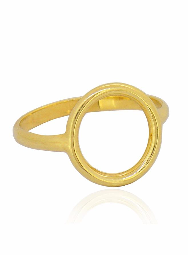 Hope Circle Ring in 9ct Gold