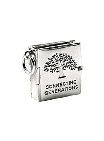 Connecting Generations Tree of Life 4 Page Photo Locket