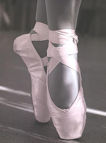 Free Gift Card Folded Ballerina