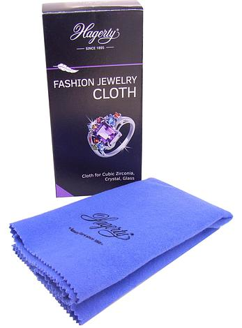 Hagerty Fashion Jewellery Cleaning Cloth