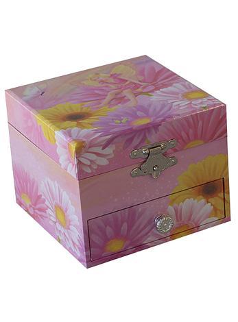 Tinkerbell Fairy Musical Jewellery Box