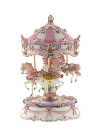 Merry Go Round Musical Carousel